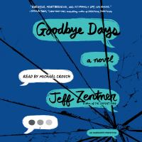 Cover image for Goodbye days.