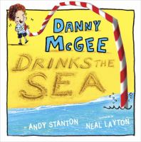 Cover image for Danny McGee drinks the sea