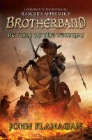 Cover image for Brotherband. Book 8, Return of the Temujai