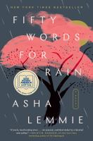 Cover image for Fifty words for rain : a novel
