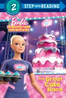 Cover image for The great cake race