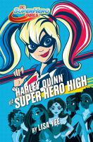 Cover image for Harley Quinn at Super Hero High