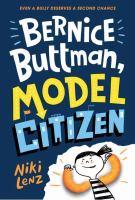 Cover image for Bernice Buttman, model citizen