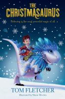Cover image for The Christmasaurus