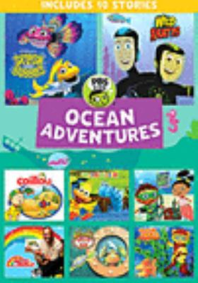Cover image for Ocean adventures