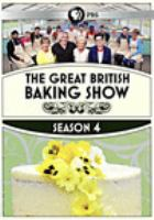 Cover image for The great British baking show. Season 4