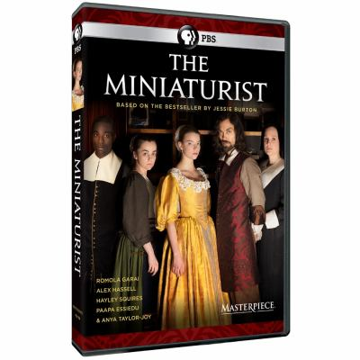 Cover image for The miniaturist