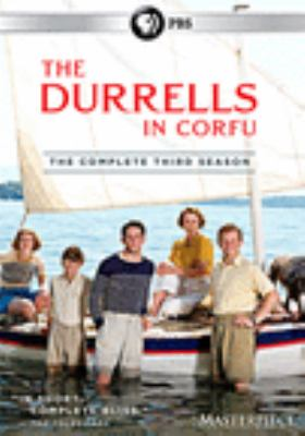 Cover image for The Durrells in Corfu. The complete third season