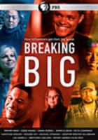 Cover image for Breaking big