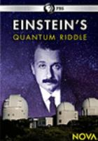 Cover image for Einstein's quantum riddle