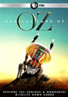 Cover image for Magical land of Oz