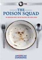 Cover image for The poison squad