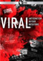 Cover image for Viral : antisemitism in four mutations