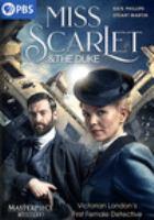 Cover image for Miss Scarlet & the Duke. [Season 1]