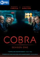 Cover image for COBRA. season one