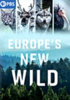 Cover image for Europe's new wild
