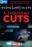 Cover image for A thousand cuts