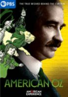 Cover image for American Oz