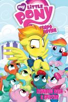 Cover image for My little pony, friends forever. Rainbow Dash & Spitfire