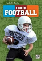 Cover image for Youth football