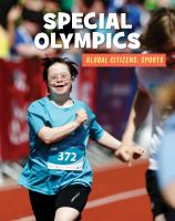Cover image for Special Olympics