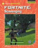 Cover image for Fortnite. Scavenging