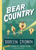 Cover image for Bear country : bearly a misadventure