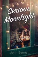 Cover image for Serious moonlight