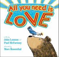 Cover image for All you need is love