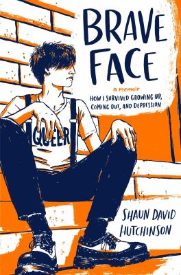 Cover image for Brave face : a memoir