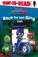 Cover image for PJ Masks. Race for the ring