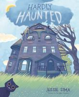 Cover image for Hardly haunted