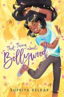 Cover image for That thing about Bollywood