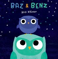 Cover image for Baz & Benz
