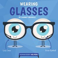 Cover image for Wearing glasses