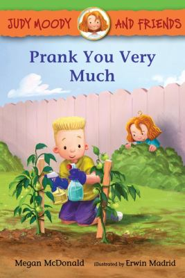 Cover image for Prank you very much