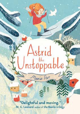 Cover image for Astrid the unstoppable