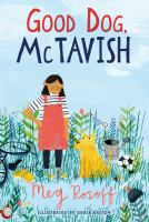 Cover image for Good dog, McTavish