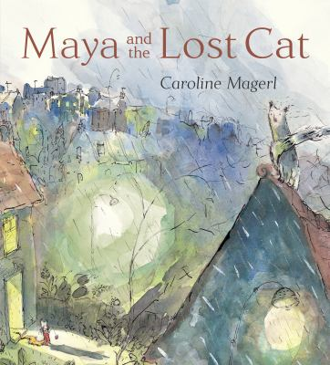 Cover image for Maya and the lost cat