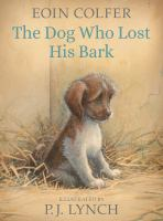Cover image for The dog who lost his bark
