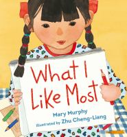Cover image for What I like most