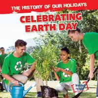 Cover image for Celebrating Earth Day