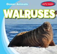 Cover image for Walruses
