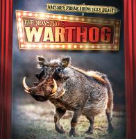 Cover image for The monstrous warthog