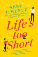 Cover image for Life's too short