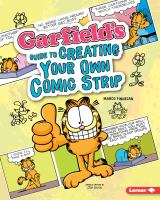 Cover image for Garfield's guide to creating your own comic strip
