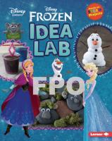 Cover image for Frozen II idea lab