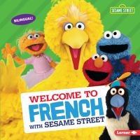 Cover image for Welcome to French with Sesame Street