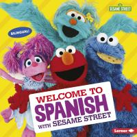 Cover image for Welcome to Spanish with Sesame Street
