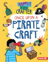 Cover image for Once upon a pirate craft